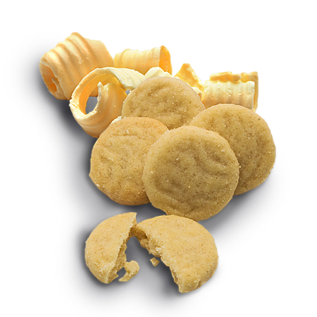 QUCI Mini Cookies Shortbread