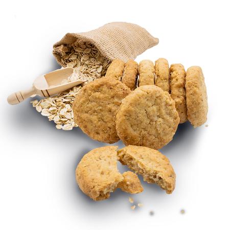 QUCI Mini Cookies Oaty